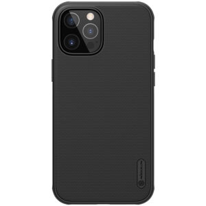 Nillkin Pro Back Case Cover Compatible with Apple iPhone 12/12 pro - Black